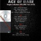 Ace of Base - Singles Collection 1992-2002 Vol.1 (4CD)