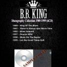 B.B. KING - Discography Collection 1989-1999 (6CD)