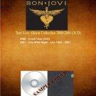 Bon Jovi - Best Live Album Collection 2000-2001 (3CD)