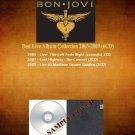 Bon Jovi - Best Live Album Collection 2003-2009 (6CD)