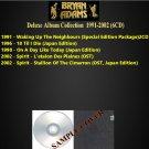Bryan Adams - Deluxe Album Collection 1991-2002 (6CD)