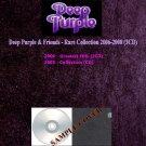 Deep Purple & Friends - Rare Collection 2006-2008 (3CD)