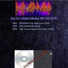 Def Leppard - Best Live Album Collection 1987-1993 (6CD)