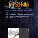 Def Leppard - Best Live Album Collection 1995-2007 (Silver Pressed 5CD)*
