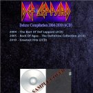 Def Leppard - Deluxe Compilation 2004-2010 (Silver Pressed 6CD)*