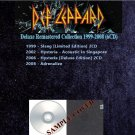 Def Leppard - Deluxe Remastered Collection 1999-2008 (6CD)