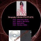 Diana Ross - Discography Collection 1976-1979 (4CD)