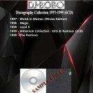 DJ Bobo - Discography Collection 1997-1999 (6CD)