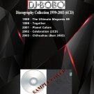 DJ Bobo - Discography Collection 1999-2003 (Silver Pressed 6CD)*