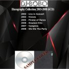 DJ Bobo - Discography Collection 2003-2008 (Silver Pressed 6CD)*