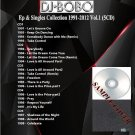 DJ Bobo - Ep & Singles Collection 1991-2012 Vol.1 (Silver Pressed 5CD)*