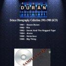 Duran Duran - Deluxe Discography Collection 1981-1988 (6CD)