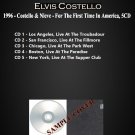 Elvis Costello & Nieve - For The First Time In America (Silver Pressed 5CD)*