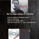 Eric Clapton - Best Live Album Collection 1973-1983 (Silver Pressed 5CD)*