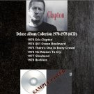 Eric Clapton - Deluxe Album Collection 1970-1978 (Silver Pressed 6CD)*