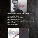 Eric Clapton - Deluxe Album Collection 1981-1989 (6CD)