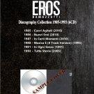 Eros Ramazzotti - Discography Collection 1985-1993 (Silver Pressed 6CD)*