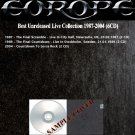 Europe - Best Unreleased Live Collection 1987-2004 (6CD)