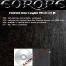Europe - Unreleased Demos Collection 1989-2011 (5CD)