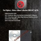 Foo Fighters - Deluxe Album Collection 2009-2017 (6CD)