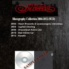 Heart - Discography Collection 2004-2012 (Silver Pressed 5CD)*