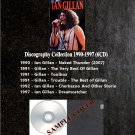 Ian Gillan - Discography Collection 1990-1997 (Silver Pressed 6CD)*