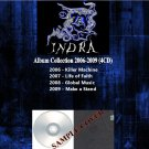 Indra - Album Collection 2006-2009 (4CD)