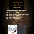 Jennifer Lopez - Discography Collection 2007-2014 (Silver Pressed 5CD)*