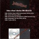 Judas Priest - Deluxe Album Collection 1980-1986 (Silver Pressed 6CD)*