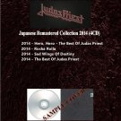 Judas Priest - Japanese Remastered Collection 2014 (4CD)