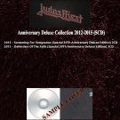 Judas Priest - Anniversary Deluxe Collection 2012-2015 (Silver Pressed 5CD)*