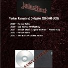 Judas Priest - Various Remastered Collection 2000-2003 (Silver Pressed 5CD)*