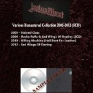 Judas Priest - Various Remastered Collection 2005-2012 (Silver Pressed 5CD)*