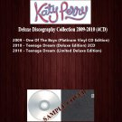 Katy Perry - Deluxe Discography Collection 2009-2010 (4CD)