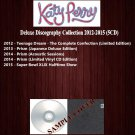 Katy Perry - Deluxe Discography Collection 2012-2015 (5CD)