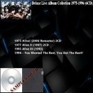 Kiss - Deluxe Live Album Collection 1975-1996 (Silver Pressed 6CD)*