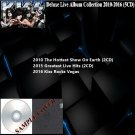 Kiss - Deluxe Live Album Collection 2010-2016 (Silver Pressed 5CD)*