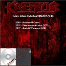 Kreator - Deluxe Album Collection 2009-2017 (Silver Pressed 5CD)*