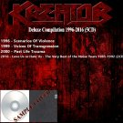 Kreator - Deluxe Compilation 1996-2016 (Silver Pressed 5CD)*