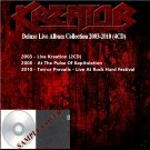 Kreator - Deluxe Live Album Collection 2003-2010 (4CD)
