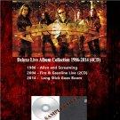 Krokus - Deluxe Live Album Collection 1986-2014 (4CD)