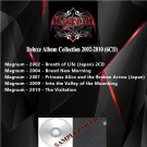 Magnum - Deluxe Album Collection 2002-2010 (Silver Pressed 6CD)*