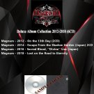 Magnum - Deluxe Album Collection 2012-2018 (Silver Pressed 6CD)*