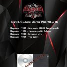 Magnum - Deluxe Live Album Collection 1980-1991 (4CD)