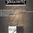 Megadeth - Vinyl Edition Collection 1985-1992 (Silver Pressed 6CD)*