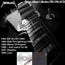Metallica - Deluxe Album Collection 1983-1996 (Silver Pressed 6CD)*