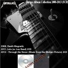 Metallica - Deluxe Album Collection 2008-2013 (Silver Pressed 5CD)*