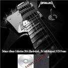 Metallica - Deluxe Album Collection 2016 (Hardwired... To Self-Destruct) 3CD Promo