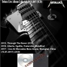 Metallica - Deluxe Live Album Collection 2013-2017 (Silver Pressed 5CD)*