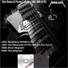 Metallica - Rare Demos & Promo Collection 2003-2008 (4CD)